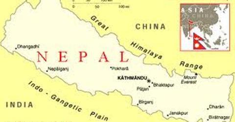 Nepal information nepal visa rule permit and visa in nepal nepal mapnepal travels informatiom gumiabroncs Gallery