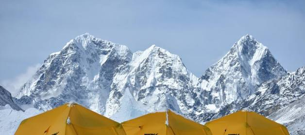 Expedition in Nepal Himalaya