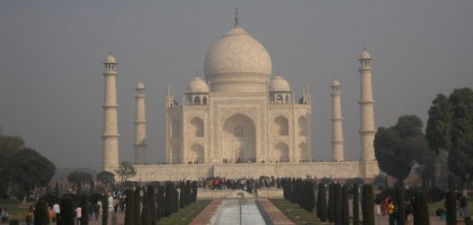 Picture of Tajmahal in India