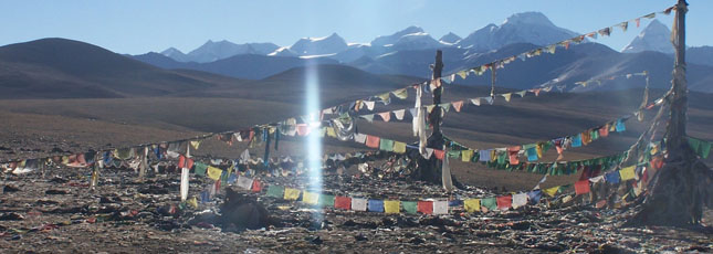 Tibet Everest Base camp Trek Picture